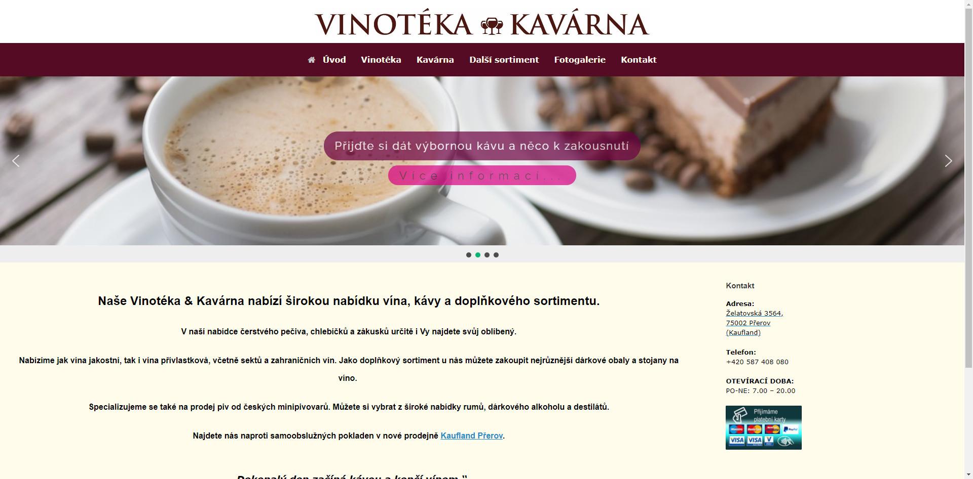 vinotekakavarna